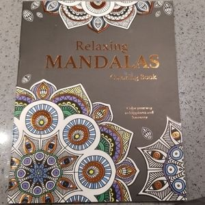3/$20 New Adult Colouring Book